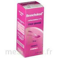 BRONCHOKOD ENFANTS 2 POUR CENT, sirop à Eysines