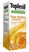 TOPLEXIL 0,33 mg/ml sans sucre solution buvable 150ml à Eysines