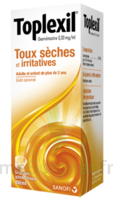 TOPLEXIL 0,33 mg/ml, sirop 150ml à Eysines