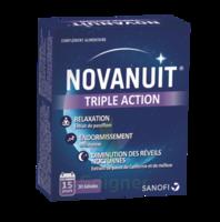 NOVANUIT Triple action Gélules B/30 à Eysines