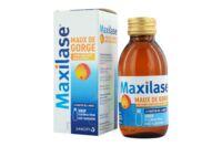 MAXILASE MAUX DE GORGE ALPHA-AMYLASE 200 U.CEIP/ml, sirop Fl/125ml à Eysines