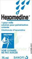 HEXOMEDINE 1 POUR MILLE, solution pour pulvérisation cutanée en flacon pressurisé à Eysines