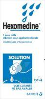 HEXOMEDINE 1 POUR MILLE S appl loc Fl/250ml à Eysines