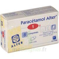 PARACETAMOL ALTER 1 g, comprimé à Eysines