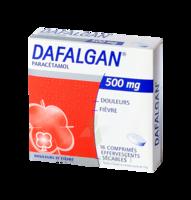 Dafalgan 500 Mg Comprimés Effervescents Sécables Film/16 à Eysines