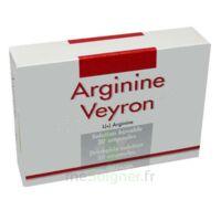 ARGININE VEYRON, solution buvable en ampoule à Eysines