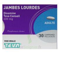 DIOSMINE TEVA CONSEIL 600 mg, comprimé pelliculé à Eysines
