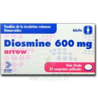 DIOSMINE ARROW 600 mg, comprimé pelliculé à Eysines