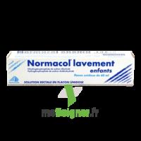 Normacol Lavement Enfants, Solution Rectale, Récipient Unidose à Eysines