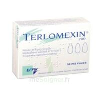 TERLOMEXIN 200 mg, capsule molle vaginale à Eysines