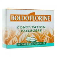 Boldoflorine 1 Cpr Pell Constipation Passagère B/40 à Eysines