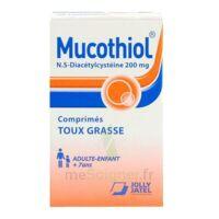 Mucothiol 200 Mg Cpr Pell Fl/20 à Eysines