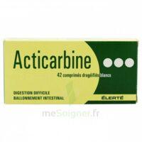 Acticarbine Comprimé Enrobé B/42 à Eysines