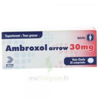 AMBROXOL ARROW 30 mg, comprimé à Eysines