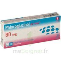 PHLOROGLUCINOL ARROW 80 mg Cpr orodisp Plq/10 à Eysines