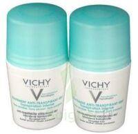 VICHY TRAITEMENT ANTITRANSPIRANT BILLE 48H, fl 50 ml, lot 2 à Eysines