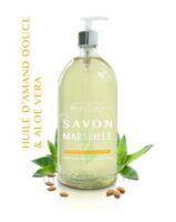 Beauterra - Savon De Marseille - Huile D'amande Douce & Aloé Vera - 1l à Eysines