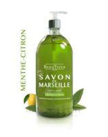 Beauterra - Savon De Marseille Liquide - Menthe/citron 1l à Eysines