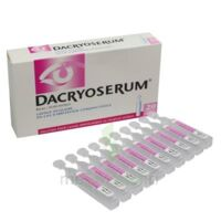 DACRYOSERUM Solution pour lavage ophtalmique en récipient unidose 20Unidoses/5ml à Eysines