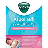 VICKS VAPOPATCH ENFANTS à Eysines