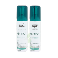 Roc keops déodorant fraîcheur 100ml x2 à Eysines