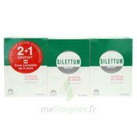 SILETTUM NUTRITION DU CHEVEU 60 X2 + 60 OFFERTES à Eysines