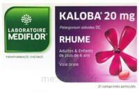 KALOBA 20 mg Cpr pell Plq/21 à Eysines