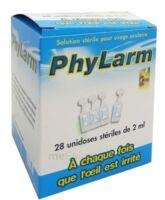 PHYLARM, unidose 2 ml, bt 28 à Eysines
