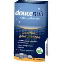 DOUCENUIT ANTIRONFLEMENT PASTILLES à la menthe, bt 16 à Eysines