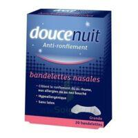 DOUCENUIT Bandelettes nasales GRANDES, bt 20 à Eysines