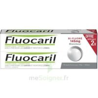 Fluocaril Bi-Fluoré 145 mg Pâte dentifrice blancheur 2*75ml à Eysines