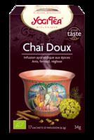 YOGI TEA CHAÏ DOUX à Eysines