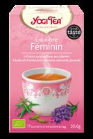 YOGI TEA EQUILIBRE FEMININ à Eysines