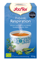 Yogi Tea Profonde Respiration à Eysines