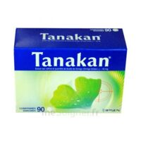 TANAKAN 40 mg, comprimé enrobé PVC/alu/90 à Eysines