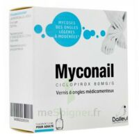 Myconail 80 Mg/g, Vernis à Ongles Médicamenteux à Eysines