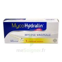 MYCOHYDRALIN 500 mg, comprimé vaginal à Eysines