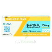 IBUPROFENE ZENTIVA CONSEIL 200 mg, comprimé pelliculé à Eysines