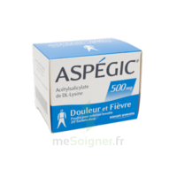 ASPEGIC 500 mg, poudre pour solution buvable en sachet-dose 20 à Eysines