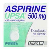 ASPIRINE UPSA 500 mg, comprimé effervescent à Eysines