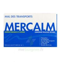 Mercalm, Comprimé Pelliculé Sécable à Eysines