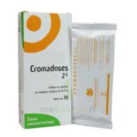 CROMADOSES 2 POUR CENT, collyre en solution en récipient unidose à Eysines