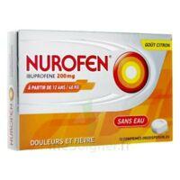 NUROFEN 200 mg, comprimé orodispersible à Eysines