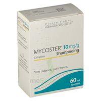 Mycoster 10 Mg/g Shampooing Fl/60ml à Eysines