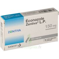 ECONAZOLE ZENTIVA LP 150 mg, ovule à libération prolongée à Eysines