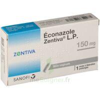Econazole Zentiva Lp 150 Mg, Ovule à Libération Prolongée à Eysines