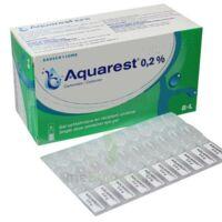 AQUAREST 0,2 %, gel opthalmique en récipient unidose à Eysines