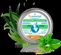 Puressentiel Respiratoire Gommes Menthe-Eucalyptus Respiratoire - 45 g à Eysines