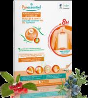PURESSENTIEL ARTICULATIONS ET MUSCLES Emplâtre chauffant 14 huiles essentielles XXL à Eysines