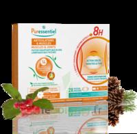 PURESSENTIEL ARTICULATIONS ET MUSCLES Patch chauffant bas du dos 14 huiles essentielles à Eysines